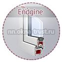 Профиль пластиковых окон KBE Endgine