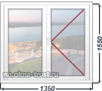 Цены на алюминивые окна